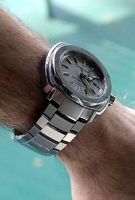 NIB Jean Richard Terrascope Automatic Watch on Bracelet, MSRP: $4500 (25+ Pics)