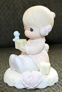 PRECIOUS MOMENTS Growing in Grace Girl Figurines Cambridge Kitchener Area image 2