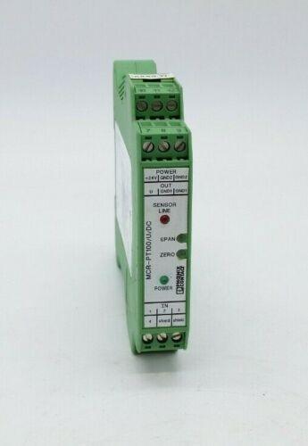 Phoenix Contact MCR-PT100-U-DC - 2810311 Thermometer Transducer