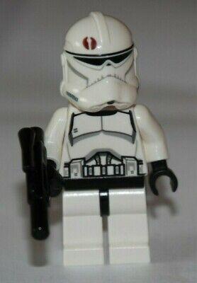 Lego Minifigur Star Wars Clone Trooper Klone Trooper mit Blaster (1) ()