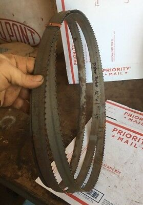 Disston Porter Metal Cutting Band Saw Blade 12x1x.035 3 Tpi Bi-metal 144