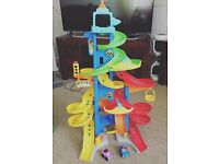Fisher Price Little People City Skywalk