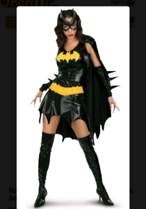 Bat Woman Costume S Sm Small SOLD