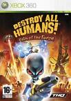 Destroy All Humans! - Path of the Furon | Xbox 360 | iDeal