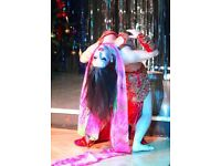 Belly Dancer and Bollywood Dance, Snake Performer, Bellydance classes