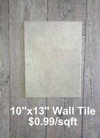 """10""""x13"""" Wall Tile"""