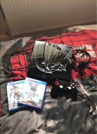 Darth Vader limited edition 1TB PS4 with controller
