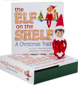 Looking for Elf on the shelf