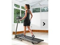 Body sculpture treadmill