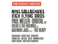 Ticket for Downs Festival 2018 Bristol
