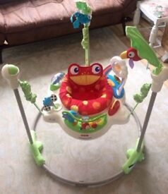 Jumperoo (Fisher Price Rainforest)