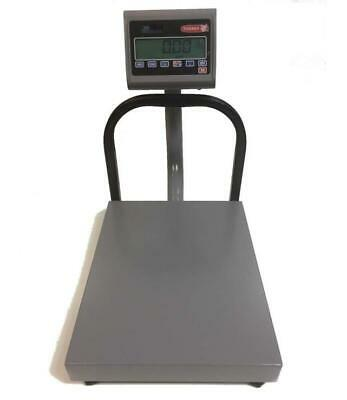 Tor-rey Eqb-100200 Bench Scale 200 Lb Legal For Trade Ntep Plate 19 X 15