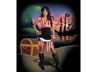 Pleasure Pirate Costume - Ladies