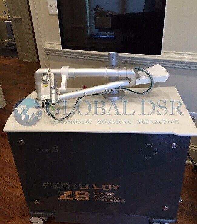 2016 Ziemer Z8 LDV Femtosecond Laser