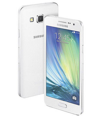 New Unlocked Firsthand Samsung Galaxy A5 SM-A500F 16GB 13MP GSM Smartphone Undefiled