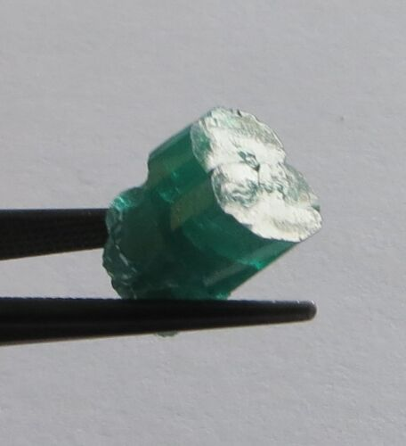 Chatham Emerald Crystal Cluster - 9.995 cts!