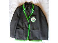 Lenzie Meadow girls size 7 blazer and cardigan