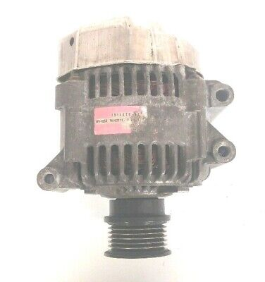 MINI BMW R53 Cooper S Denso 105 AMP Compact Alternator - Has Supercharger Pulley