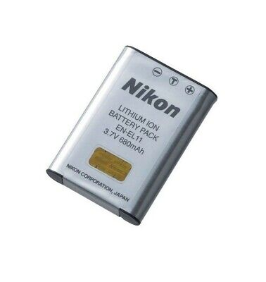 Batterie Original Authentique NIKON EN-EL11 Per Nikon COOLPIX S560,S550