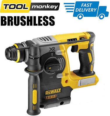 Dewalt DCH273N 18V XR brushless SDS rotary hammer drill Bare Unit