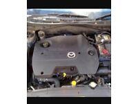 Mazda 6 2.0 diesel engine