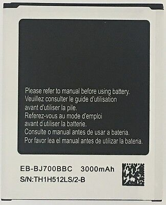 Replacement Battery for Samsung Galaxy J7 J700 J700P J700T EB-BJ700BBC/U 3000mAh 700 Mah Replacement Battery
