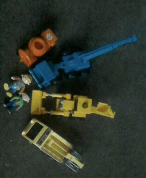 Bob the builder toys.