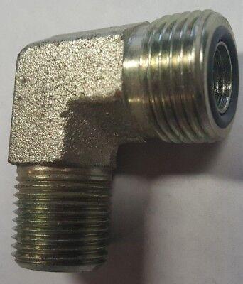 Fs2501-08-12 Face Seal Hydraulic Fitting Mfs -mp 90