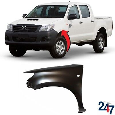 TOYOTA HILUX 2010-2016 FRONT WING FENDER LH LEFT PASSENGER SIDE N//S BRAND NEW