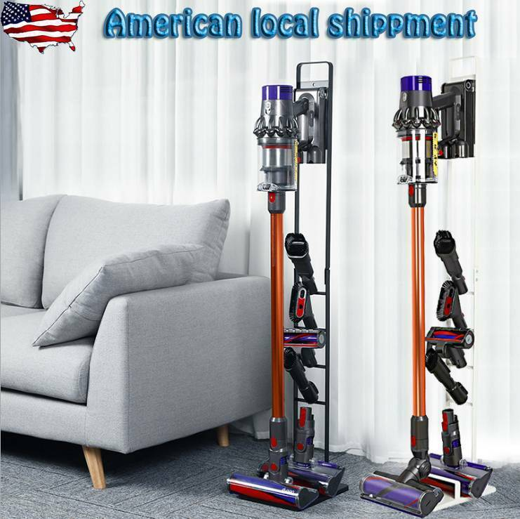 Handheld Vacuum Cleaner Stand Holder Metal Strong Durable fo