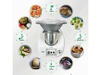 Thermomix Kitchen appliance food processor robot