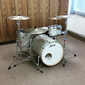Ludwig Centennial maple drums