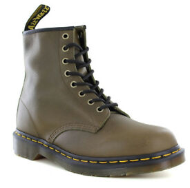 Brand new - Dr Martens Boots in Army Green Size 6