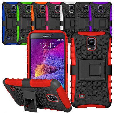 Hybrid HEAVY DUTY SHOCKPROOF KICKSTAND RUBBER HARD CASE COVER FOR MOBILE PHONES  - Hybrid Mobile