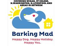 Wigan Volunteer wanted to help look after other people's dogs in your home with Barking Mad Dog Care