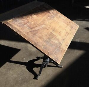 Antique Drafting / Drawing Table