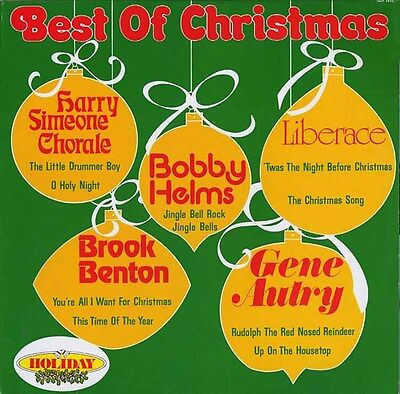Best Of Christmas - Vinyl Record w/CD