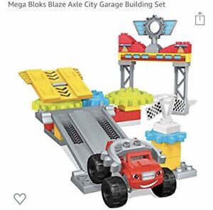 Mega blocks blaze and the monster machines