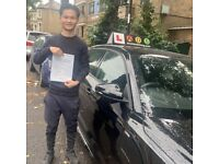 Automatic Driving Lessons South London