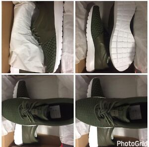 Nike Roches -army green