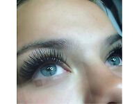 Eyelash extensions Only £35! Nail extensions! Mobile beauty! Pedicure in Cambridgeshire