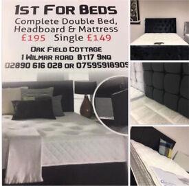 Complete bed set offer!!