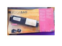 Portable Yoga Mat / Kit Bag Waterproof Backpack Shoulder Bag. Brand new