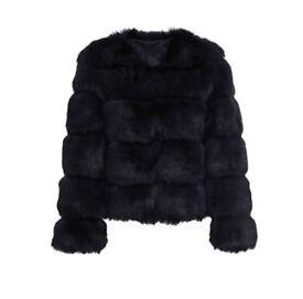 Faux Fur Women Jacket