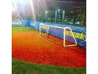 Friendly 5-a-side at Powerleague Central, Manchester. Every Tuesday 7.30pm