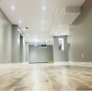 Basement Renovation ( Veracious Construction ) 647-449-4080