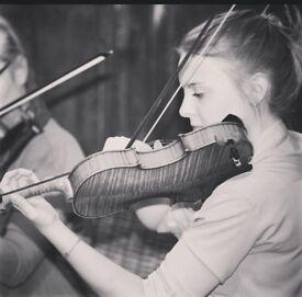 Violinist from £60 weddings / events