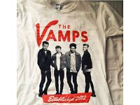 The Vamps, various official merch