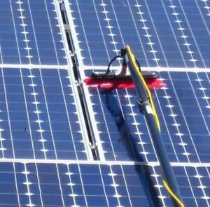 Solar panel cleaning service Nerang Gold Coast West Preview