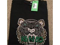 Kenzo jumper size larger authentic